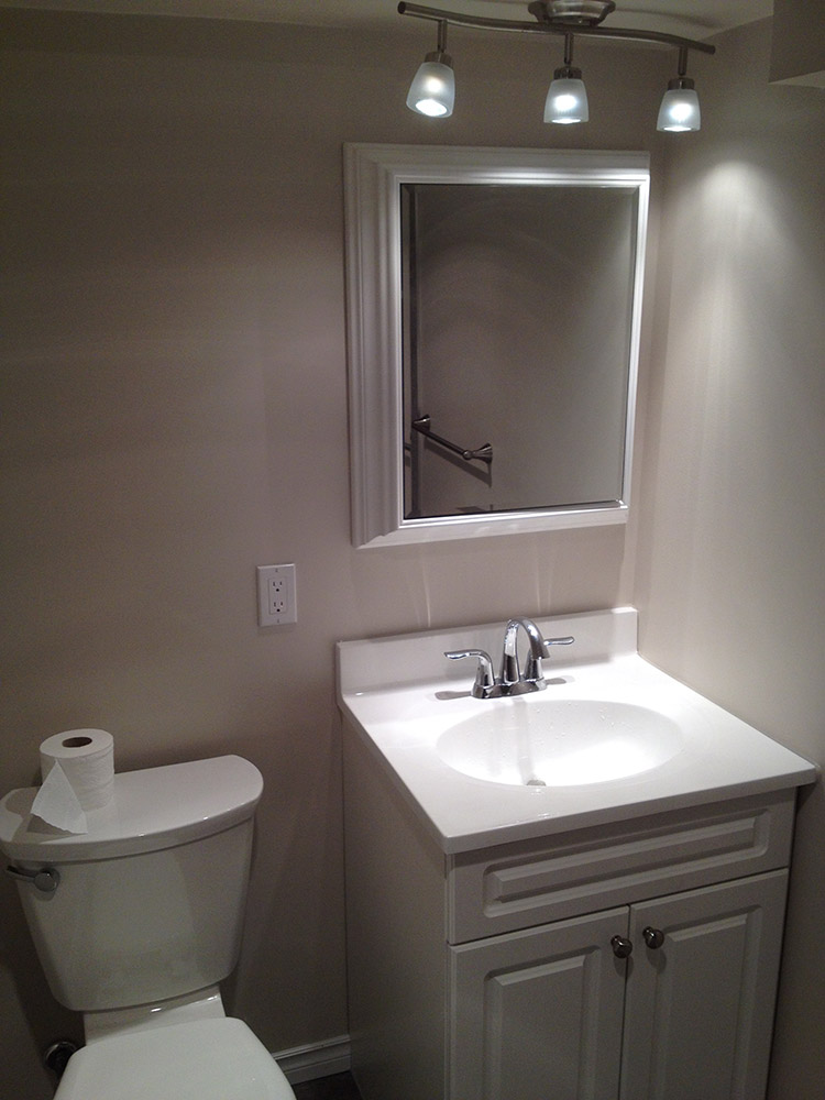 Millwoods Accessible Bathroom Renovation: This Toilet Looks Like A Regular  Toilet But, In Fact, It Is Sitting On A Special Platform To Increase Its  Height, ...