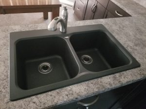Blanco Vision 210 sink in Anthracite