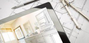 Designing new bathroom vanities